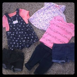 6 month bundle summer set. All of my favorites!